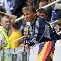 Două milioane de euro ar fi primit Petrescu de la Dinamo Moscova ca o compensaţie pentru demitere Foto: Guliver/GettyImages