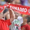 suporteri Dinamo,copii