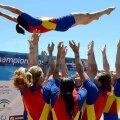 Anul trecut, cîrmăciţa Dana Druncea a fost aruncată de coechipiere după ce România a cîştigat aurul la Sevilla