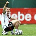 Podolski a cîștigat ultimele două întîlniri cu portughezii: 3-1 în finala mică a CM 2006 și 1-0 la Euro 2012