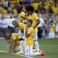 Brazilienii privesc în agonie executarea loviturilor de departajare