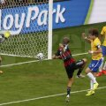 Muller a lovit Brazilia, dar ar putea pătimi în ultimul act