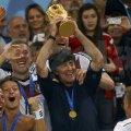 Bucurie fără margini pe Maracana. Low și băieții lui inepuizabili au cîștigat al patrulea Mondial, egalînd Italia