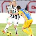 Lorand Kovacs are 21 de ani și are deja un sezon în prima echipă a lui U