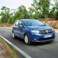 Dacia Sandero, un hatchback preferat de clienții din Europa occidentală. Românii preferă în continuare sedanul Logan