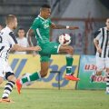 Wanderson are 26 de ani şi a marcat primul său gol în tricoul lui Ludogoreţ în campionatul Bulgariei // Foto: Facebook