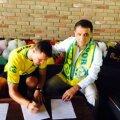 Niculae a semnat cu Şanliurfaspor acum o lună