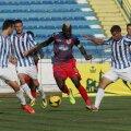 N'Doye și-a trecut numele pe lista marcatorilor și în meciul de la Iași