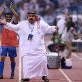 Prinţul lui Al Hilal a trăit meciul cu maximă exuberanţă