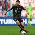 Etapa trecută, la 4-0 cu Paderborn, Xabi pasase de 142 de ori. Sîmbătă, cu 54 mai multe!