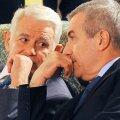 Teodor Meleșcanu și Călin Popescu Tăriceanu, doi dintre candidații pentru poziția de președinte, foto: realitatea.net