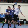 Principalul marcator al constănțenilor a fost Dalibor Cutura, 10 goluri, centrul care va împlini 40 de ani în această vară fiind rechemat la naționala Serbiei, grație formei excelente Foto: Telegraf Constanţa