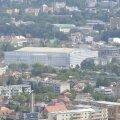 Sala din Cluj are 7,000 de locuri capacitate și a fost inaugurată în octombrie anul trecut