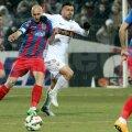 Mureșan a înscris un gol de excepție, chiar dacă a recunoscut că a vrut să centreze la reușita secundă, foto: sportpictures.eu