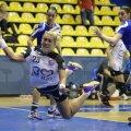 Timea Tătar va rata meciul decisiv al echipei sale, de duminică, împotriva Viborgului // Foto: Alex Nicodim