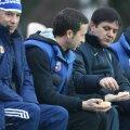 Țicleanu în 2011, antrenor la U Craiova, pe vremea cînd inima nu-i bătea pentru CS U