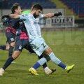 Marius Constantin a marcat aseară primul său gol din acest sezon de Liga 1