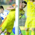 """Keşeru (lîngă bară) a ajuns la al patrulea gol în tot atîtea prezenţe pentru """"naţională"""""""