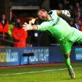 Golul care l-a lăsat fără replică pe portarul lui Crystal Palace, foto: reuters