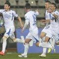Roman a marcat 3 goluri și a ajuns la 2 reușite de titlul de golgeter