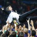 Dacă la AS Roma n-a reușit, Luis Enrique a bătut-o pe Juventus cînd trebuia // Foto: Reuters