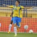La Al Garafa, Keșeru a marcat 9 goluri în 9 meciuri. În tur, la Steaua, marcase în Liga 1 de 12 ori în 17 jocuri