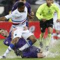 Eto'o a jucat 5 luni, sezonul trecut, la Sampdoria