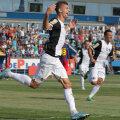 Florin Tănase a reușit primul său gol din actuala stagiune