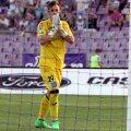 Etapa trecută, la Dinamo, Pap a greșit tot la 1-1, gafa sa stabilind scorul final, 2-1 pentru roș-albi