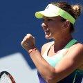 Simona Halep a obținut victoria cu numărul 299 din circuitul profesionist