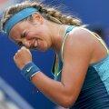 Victoria Azarenka a fost eliminată în sferturile de finală de anul trecut de la US Open, foto: reuters