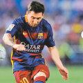 Messi a spart gheața în acest sezon abia duminică, marcînd un gol în derbyul cu Atletico