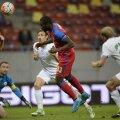 Varela deschide scorul pentru Steaua