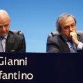 Infantino și Platini lucrează de 6 ani împreună