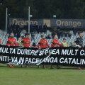 Elevii lui Rednic au omagiat victimele de vineri noaptea // Foto: Cristi Preda
