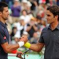Djokovici nu a rezistat în fața lui Federer