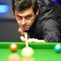 Ronnie O'Sullivan la București, foto: GSP