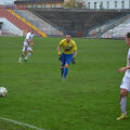 Orădenii (în alb) au pierdut clar împotriva lui Sălăgeanu (centru) şi a colegilor săi