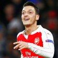 Mesut Ozil la Arsenal, foto: reuters