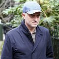 Mourinho la plimbare în parc. În week-end a luat parte la nunta fostului său jucător, Lampard