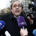 """Platini așteaptă motivația suspendării pe 8 ani: """"Apoi voi solicita daune în fața unei instanțe civile"""""""