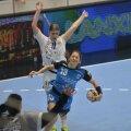Cristina Vărzaru a marcat 11 goluri în actuala ediție a Ligii // Foto: Alex Nicodim