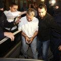 Avram e încarcerat la Penitenciarul Găești, Dîmbovița