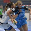Isabelle Gullden e golgeterul CSM-ului în Ligă, cu 52 de reușite