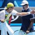 Rafael şi Toni Nadal, un parteneriat de toată viaţa aflat într-un moment de cumpănă Foto: Guliver/GettyImages