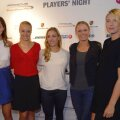 Wozniacki, a doua din dreapta // FOTO: Guliver/GettyImages