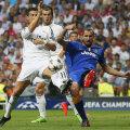 Ronaldo (stînga) a avut viață grea cu Chiellini în semifinala Ligii de anul trecut // FOTO Guliver/GettyImages