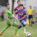 Jucători precum Vlad Mihalcea (17 ani) pot apărea mai des prin prima divizie