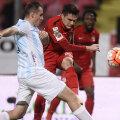 În sezonul regular, ASA și Dinamo au remizat alb la Târgu Mureș
