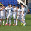 Botoșaniul este prima echipă din Liga 1 care marchează 6 goluri într-un meci în acest sezon